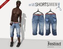 Instinct Shorts Jeans