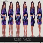 .[ pose+ivity ]. Josie Pack