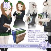 ::Static:: Bookworm