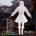 Asia Fighter White