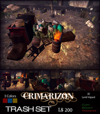 CRIMARIZON *Trash Set*