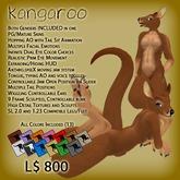 AX AVs Retired Fat Pack - Kangaroo
