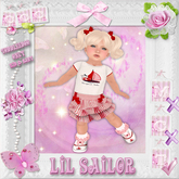 CCC Lil Sailor - Toddleedoo Baby and Kid Only!