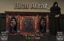 DM Mesh High Altar 01 - Boxed