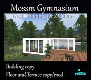 Mossm Gymnasium (Boxed)