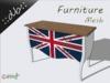 ::db furniture:: Union Jack Commode