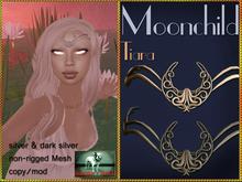 Bliensen + MaiTai - Moonchild - Tiara - Silver
