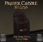 DM Mesh Prayer Candle Stand Boxed