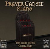 DM Mesh Prayer Candle Stand - Demo Boxed