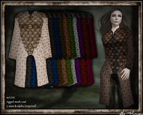 The Muses . Vale Coat . (womens) . All Colors