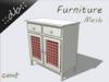 ::db furniture:: buffet BRIGITTE