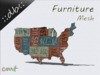 ::db furniture:: USA Frame and wall deco