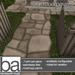 [ba] flagstone pavers kit - packaged