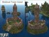 [TUFF] Medieval Tower Garden Island