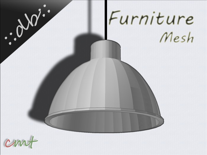 ::db furniture:: hanging lamp industrielle style