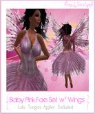 Baby Pink Fae Set ~NixeL DesignS~