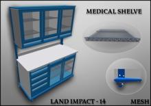 HW Medical Shelve - Mesh