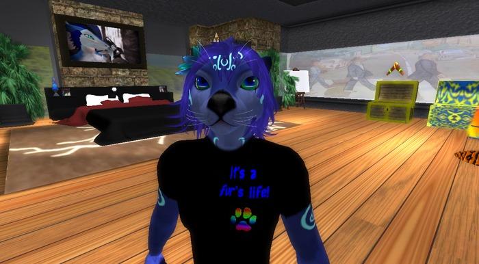 Fur's Life Club Critter T-Shirt (Boxed)