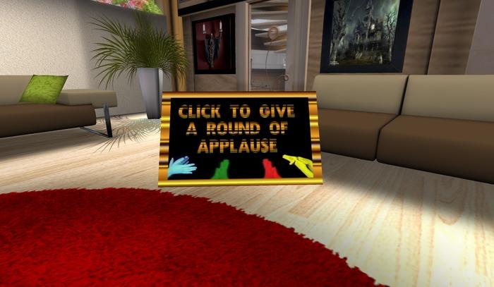 Applause Generator (Mod + Copy)