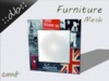 ::db furniture:: Union Jack Picture Frame
