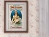 Dutchie mesh framed vintage poster Tonic Vermifuge
