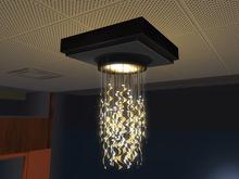 Hanging Filigrees Ceiling Lamp