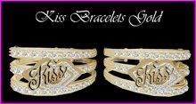 Kiss Bracelets Gold