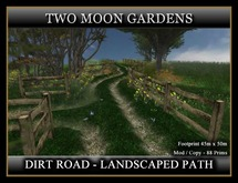 FOREST WALK - LANDSCAPED PATH*