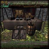 DLS~[G&S] Storage - Blacksmith Set 1 (RETIRED)