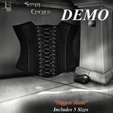 DE Designs - Sonya - Waist Cincher DEMO