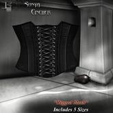 DE Designs - Sonya - Waist Cincher
