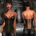 DE Designs - Sonya - Corset - Moss