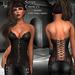 DE Designs - Sonya - Corset - Brown
