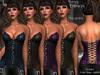 DE Designs - Sonya - Corset - Multipack