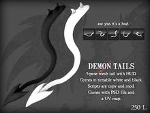 [M.O.R] Demon Tail // reduced price