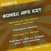 Sonic Screwdriver API Kit