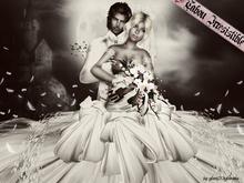 Tabou Irresistible:: Hug Lovers- couple pose - Box