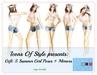 IOS Gift: Summer Girl Poses (copy/modify)
