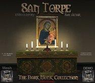 DM San Torpe - Side Altar DEMO Boxed