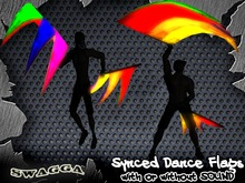 [SWaGGa] Synced Pride Dance Flags