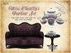 [noctis] Mistress Chastity's parlour Sofa (Mesh)