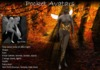 Pocket Avatars, complete tiny mesh avatar, petite in size, dark elf, autumn