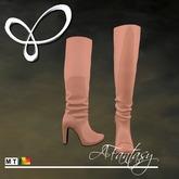AFantasy Color Change Basic Knee High Boots