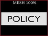 T-3D Creations [ POLICY - C ] MESH - Full Perm -