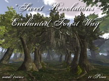 ~*SR*~ Enchanted Forest Way m/t Box