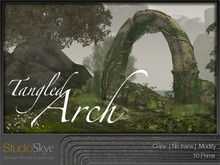 NEW+ Tangled Arch from Studio Skye 100% MESH
