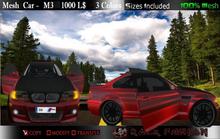 Car - M3 GTR Tuning & Sistem Audio