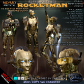 ND/MD PETITE ROCKETMAN  -  full avatar