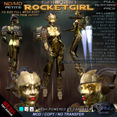 ND/MD PETITE ROCKETGIRL  -  full avatar