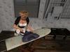 Mesh ironing board ironing 700